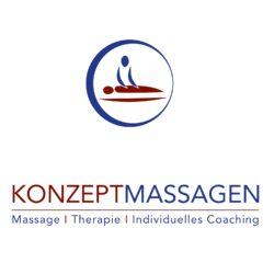 Konzept Massagen